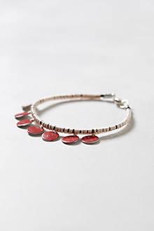 Threaded Tassel Bracelet