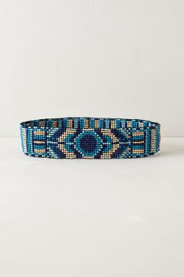Beaded Fiesta Belt