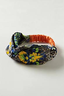Floral Fuse Turban Headband