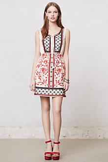 Kasi Embroidered Dress