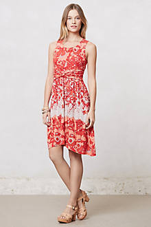 Coral Gardens Dress