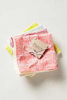 Block-Print Stars Napkin Set
