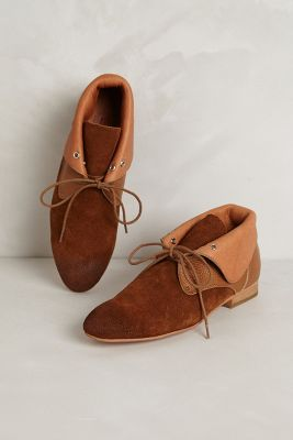 Allison Booties from Anthropologie image