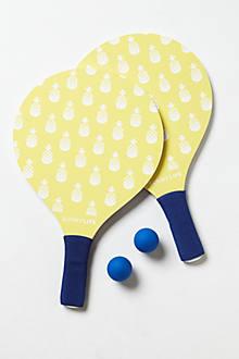 Paddleball Set