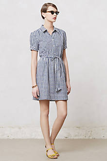 Gingham Day Dress