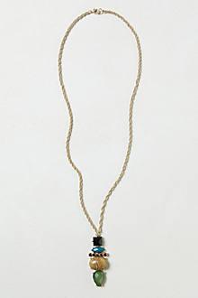 Treasure Stack Pendant Necklace