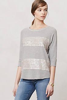 Sequined Pathways Sweatshirt