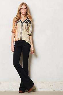 MiH Marrakesh Skinny Kick Flare Jeans