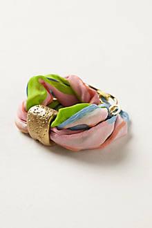 Twisted Scarf Bracelet