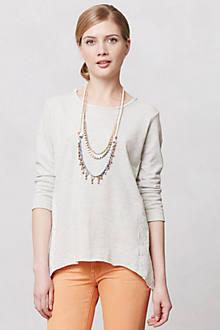 Lace Intaglio Sweatshirt