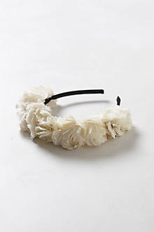 Lacey Bouquet Headband