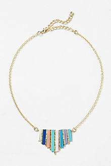 Calliope Matchstick Necklace