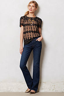 J Brand Brooke Slim Bootcut Jeans