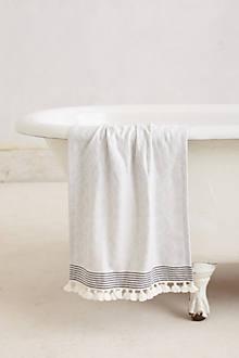 Tasseled Dayton Hand Towel