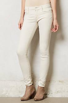 Mother Looker Skinny Destroyed Jeans