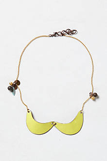 Ornamented Collar Necklace