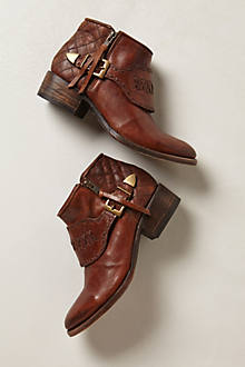 Grand Strap Booties