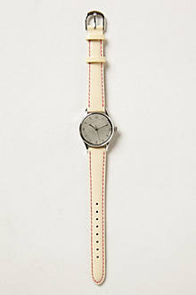 Leather Pop Watch