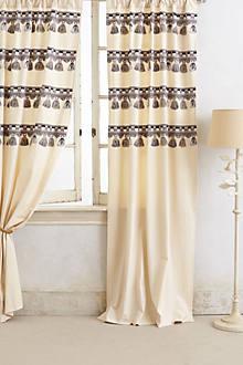 Tassel Trace Curtain