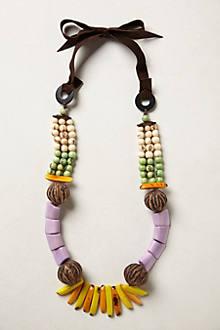 Tagua Talisman Necklace