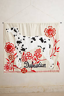 Dalmatian By Donya Coward