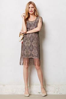 Galena Fringe Dress