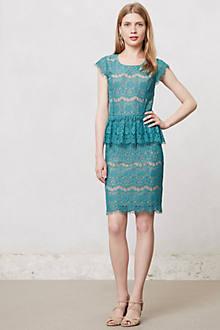 Elsa Peplum Dress