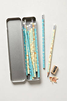 Vintage-Inspired Pencil Kit