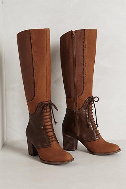 Tara Saddle Boots