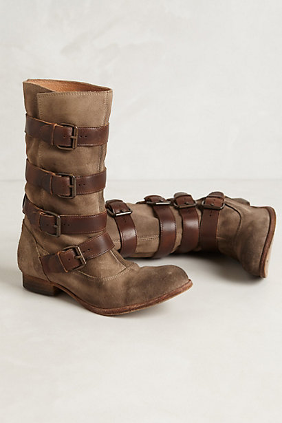 Cayson Buckle Boots