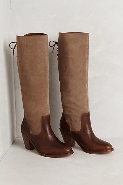 Arlo Corset Boots