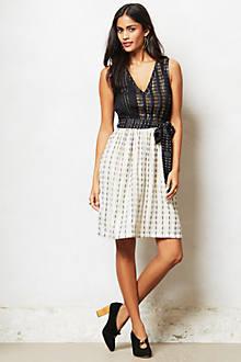 Gilded Octavia Dress