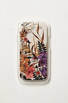 Ombre Floral Galaxy S Case