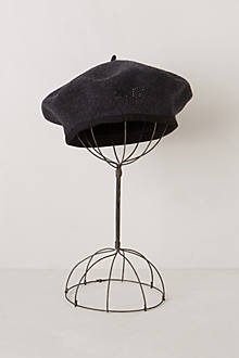 Chilled Crystal Beret
