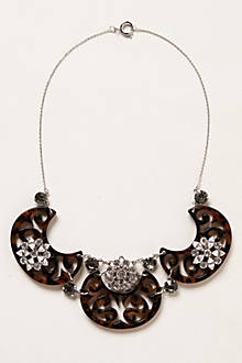 Emberbloom Bib Necklace