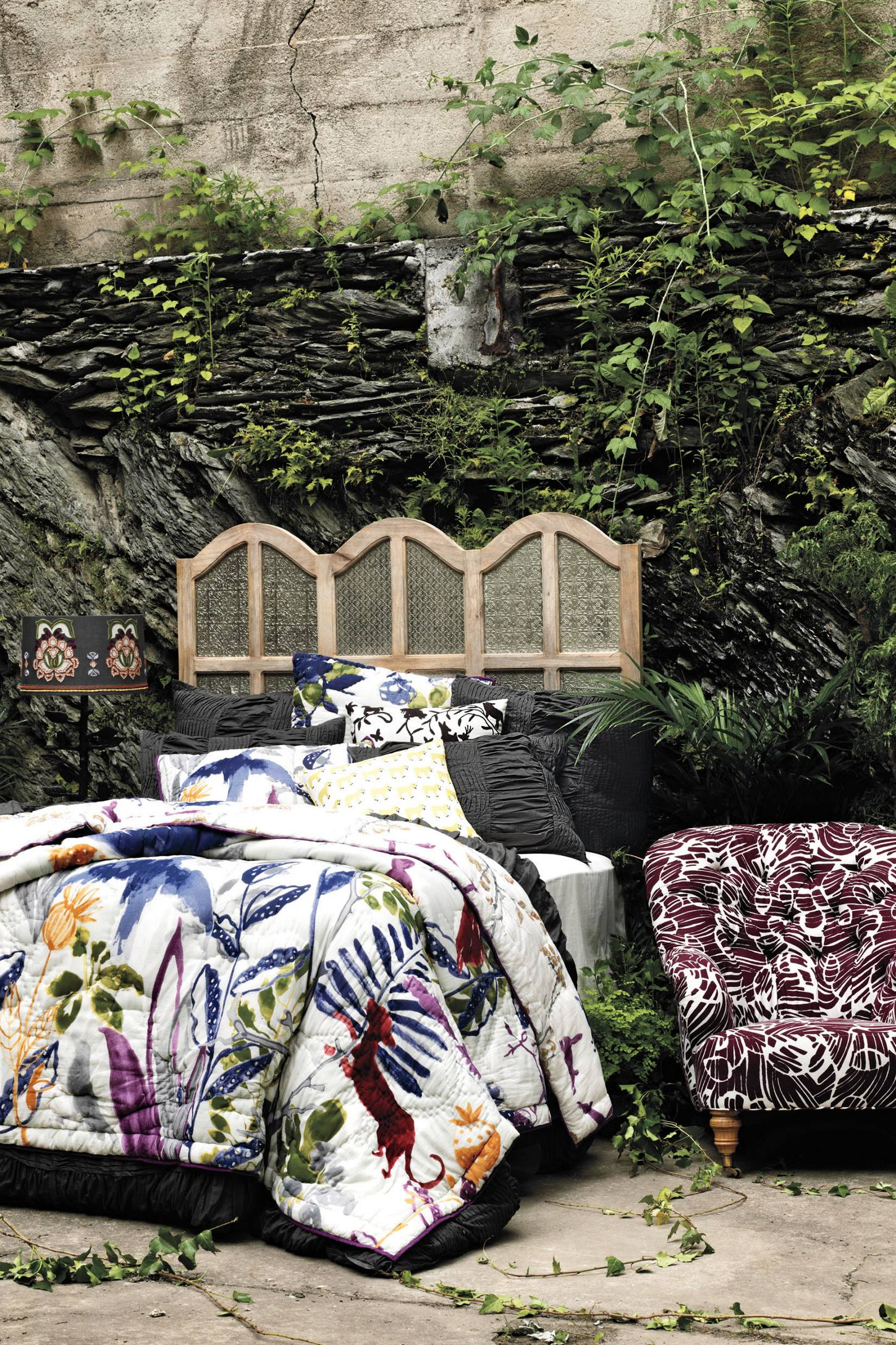 Anthropologie bedding - Heaven
