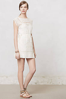 Madeira Cutout Dress