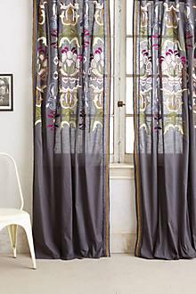 Safia Embroidered Curtain
