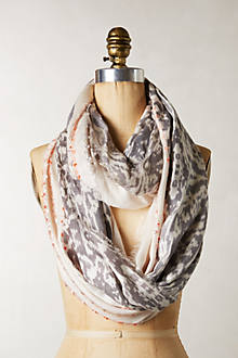 Dotted Giardini Infinity Scarf