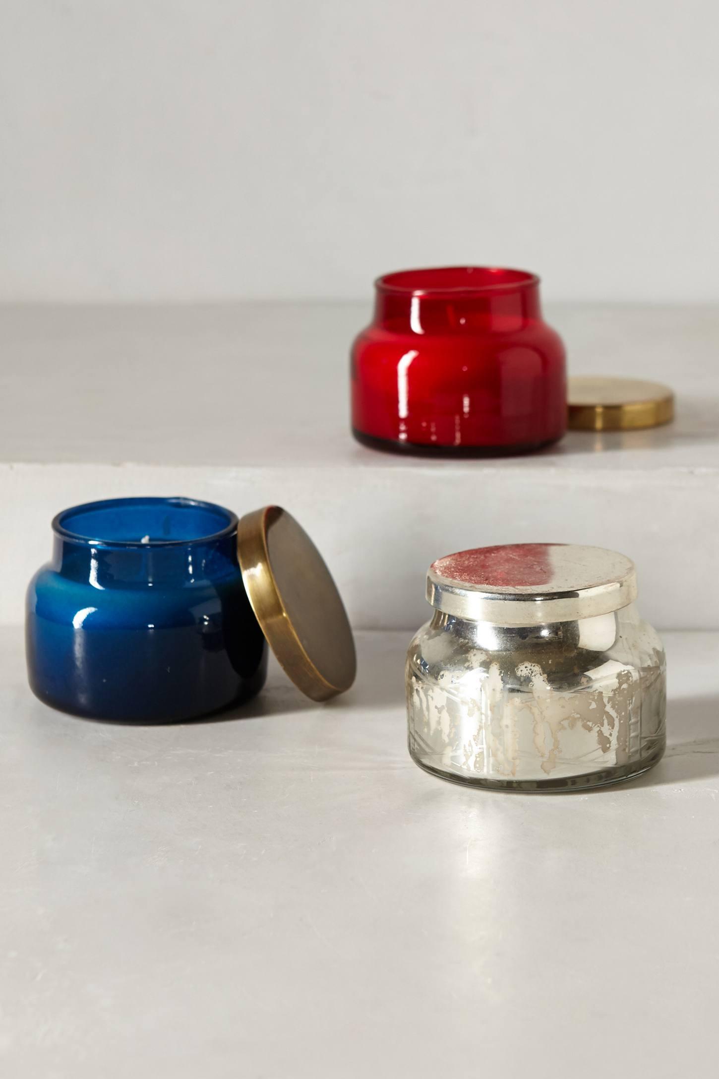 Mini Capri Blue Jar Candle