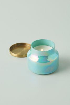 Mini Capri Blue Volcano Jar Candle