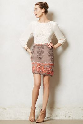 Fiamma Pencil Skirt