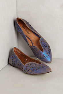 Lydia Lasercut Loafers