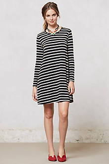 Swingstripe Day Dress