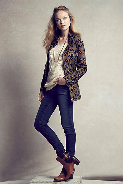 Leopardeau Jacket