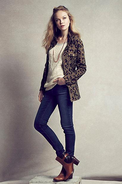 Leopardeau Jacket