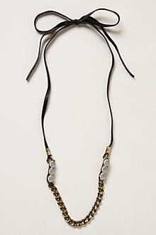 Leather Layering Necklace