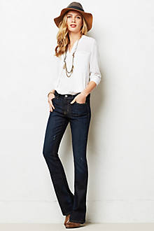 Current/Elliott Slim Bootcut Jeans