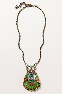 Verte Strata Necklace