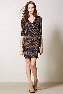 Lena Wrap Dress